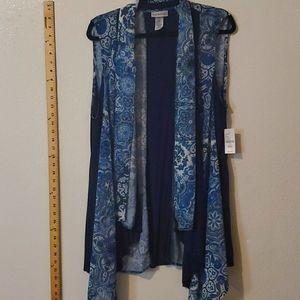 Catherine's ox vest